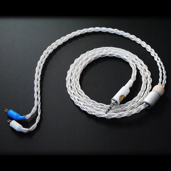 plusSound Audio X6 series custom cable for in-ear monitors
