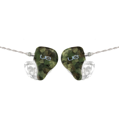Ultimate Ears UE18+ Pro custom in-ear monitors