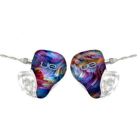 Ultimate Ears UE Live Pro custom in-ear monitors