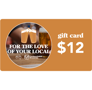 $12 Gift Card