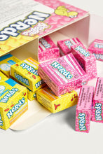 Load image into Gallery viewer, Wonka Giant Strawberry & Wild Cherry Nerds (250g) - Old Town Sweet Shop