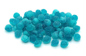 Blue Raspberry Pips - Old Town Sweet Shop