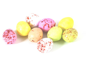 Chocolate Mini Eggs - Old Town Sweet Shop