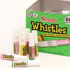 Swizzels Whistles - Old Town Sweet Shop