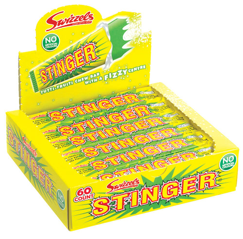 Swizzels Stinger Chew Bar 18g - Old Town Sweet Shop