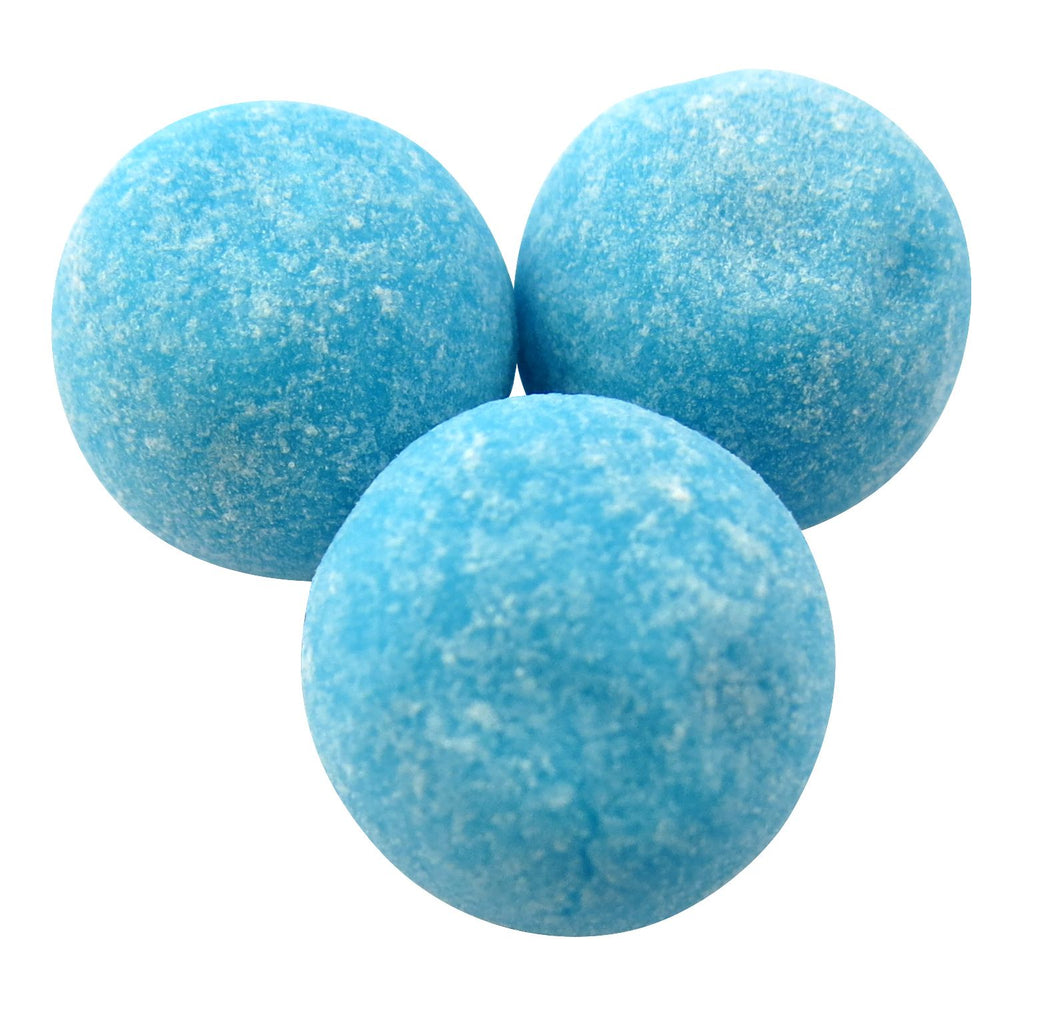 Blue Raspberry Bonbons - Old Town Sweet Shop