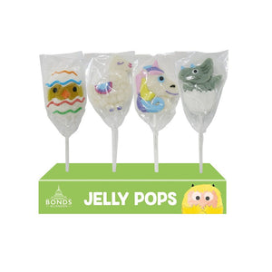 Spring Jelly Pops - Old Town Sweet Shop