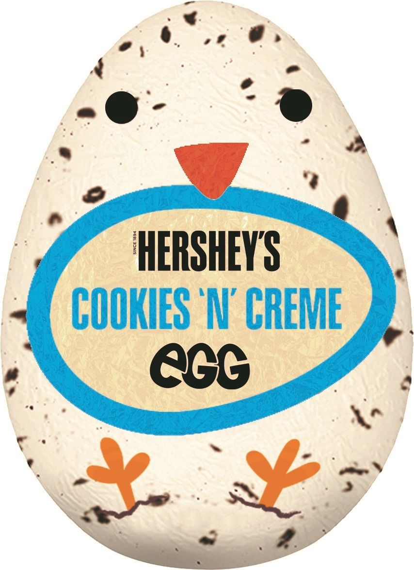 Hershey's Cookies 'N' Creme Egg - Old Town Sweet Shop