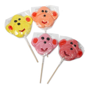Monkey Lollipops 100g - Old Town Sweet Shop