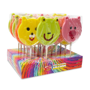 Animal Lollipops 100g - Old Town Sweet Shop