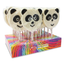 Load image into Gallery viewer, Panda Lollipops 100g - Old Town Sweet Shop
