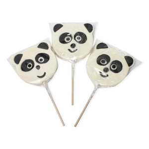 Panda Lollipops 100g - Old Town Sweet Shop