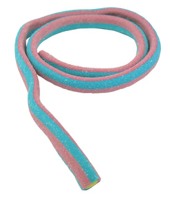 Giant Fizzy Pink And Blue Cable - Old Town Sweet Shop