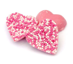 Pink Hearts - Old Town Sweet Shop