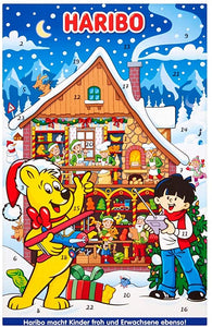 Haribo Advent Calendar - Old Town Sweet Shop