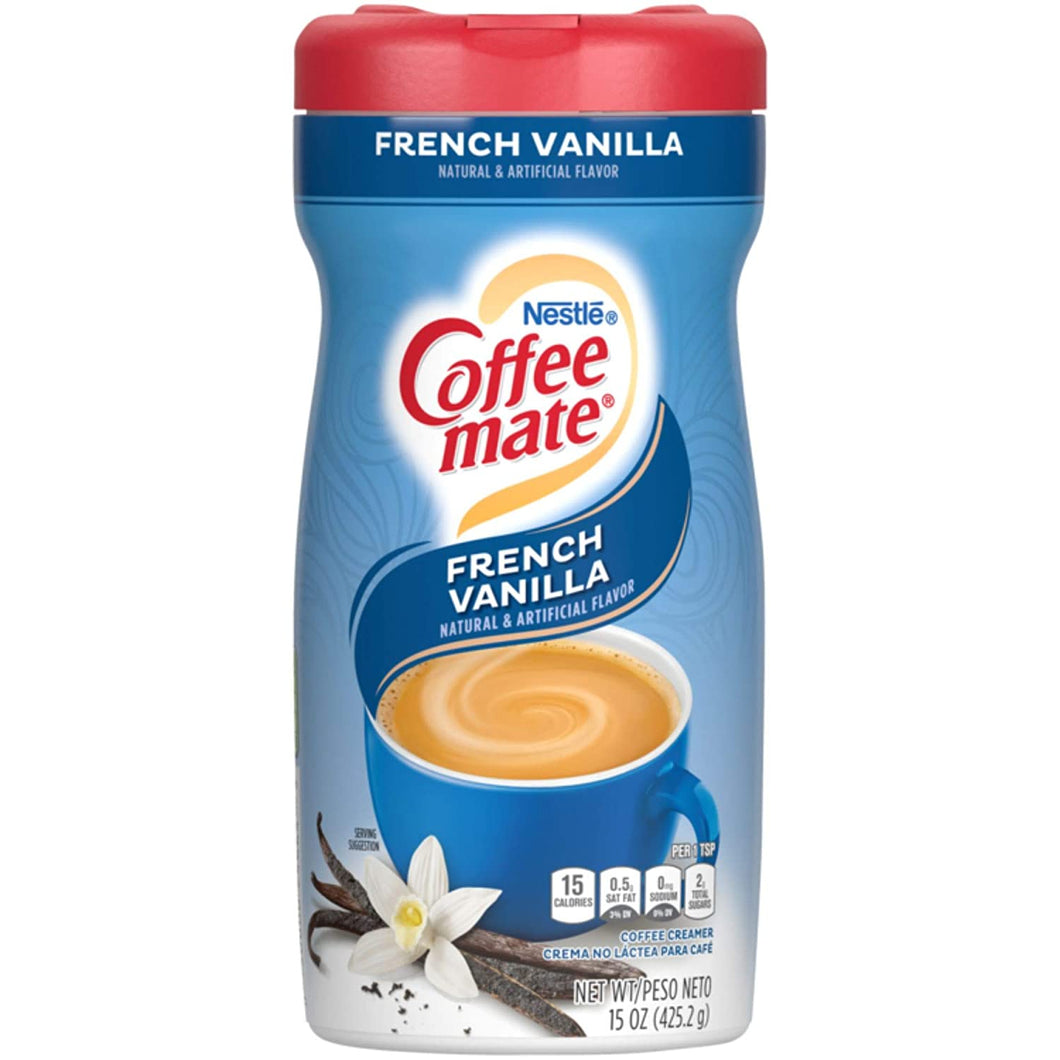 Coffee Mate French Vanilla powdered Creamer 425.2g - Old Town Sweet Shop
