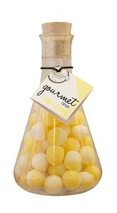 Pina Colada Hard Boiled Sweet Flask 350g - Old Town Sweet Shop