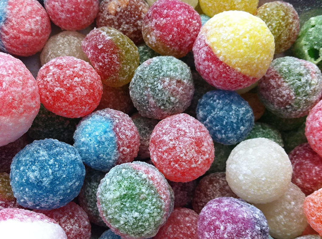 Mega Sour Mixed Flavours - Old Town Sweet Shop