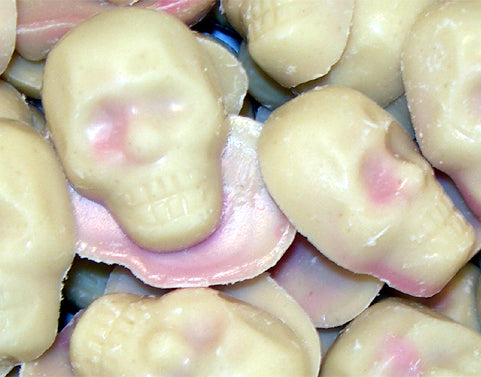 Chocolate Skulls - Old Town Sweet Shop