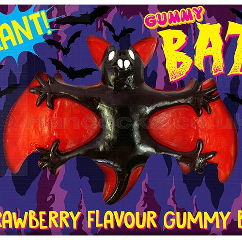 Giant Gummy Bat - Old Town Sweet Shop
