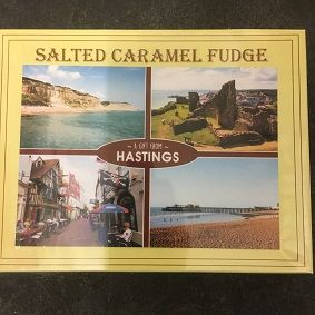 Hastings Postcard Boxes - Old Town Sweet Shop