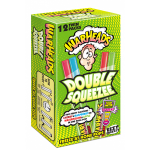 Warheads Double Squeezee Freeze Pops - Old Town Sweet Shop