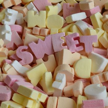 ABC Letters - Old Town Sweet Shop