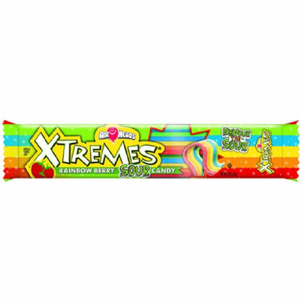 Airheads Xtreme Rainbow Sour Belts 56.7g - Old Town Sweet Shop