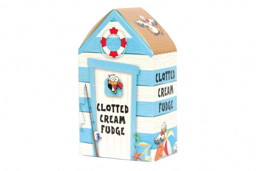 Beach Hut Fudge Gift Boxes - Old Town Sweet Shop