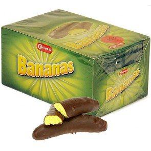 5 x Chocolate Bananas - Old Town Sweet Shop