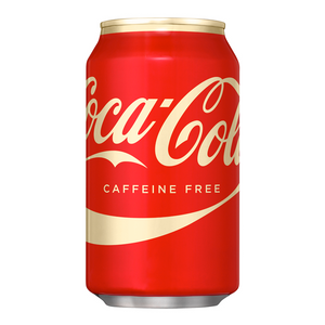 Coca Cola Caffeine Free 12oz (355ml) can - Old Town Sweet Shop