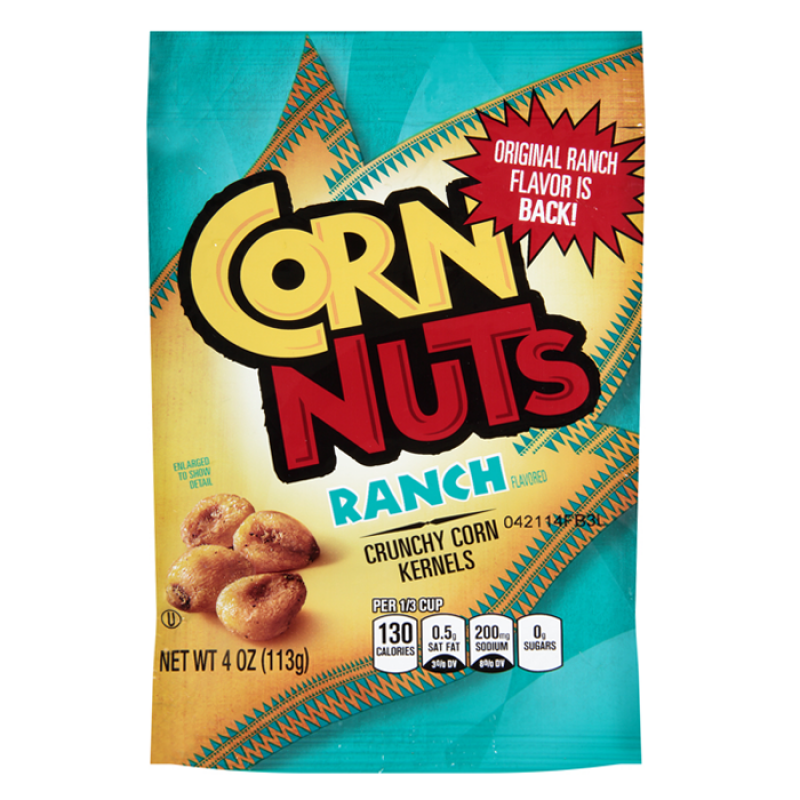 Corn Nuts Ranch 4oz (113g) - Old Town Sweet Shop