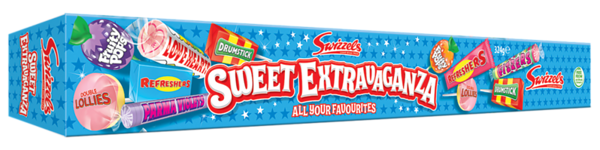 Swizzels Sweet Extravaganza 324g - Old Town Sweet Shop