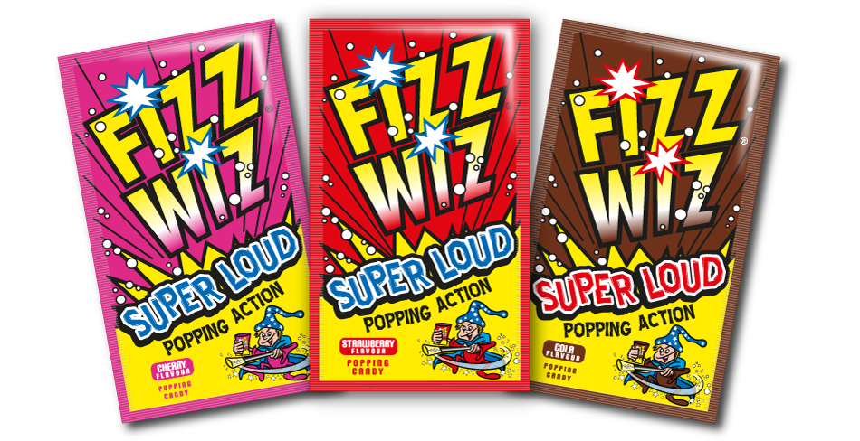 Fizz Wiz Popping Candy - Old Town Sweet Shop