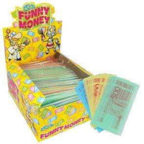 Funny Money Edible Paper 14g - Old Town Sweet Shop