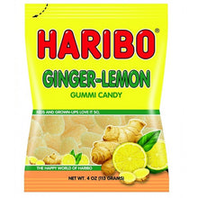 Load image into Gallery viewer, Haribo Ginger Lemon 4oz - Old Town Sweet Shop