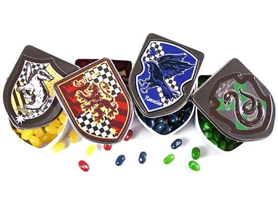 Harry Potter Crest Tin - Old Town Sweet Shop