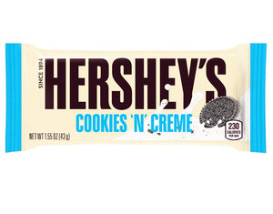 Hershey's Cookies & Creme 43g - Old Town Sweet Shop