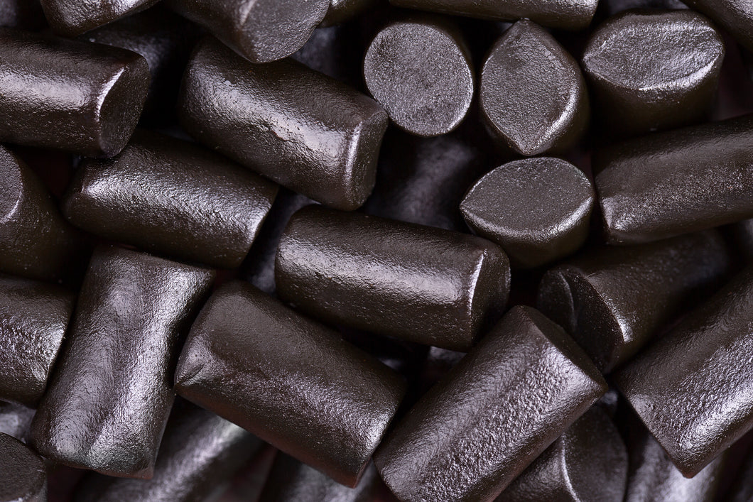 DUTCH LIQUORICE Build your own pick and mix bag (500g) 10 items - Old Town Sweet Shop
