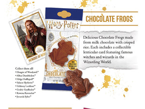 Harry Potter Milk Chocolate Frog - Old Town Sweet Shop