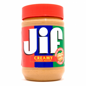 Jif Creamy Peanut Butter 16oz (454g) - Old Town Sweet Shop