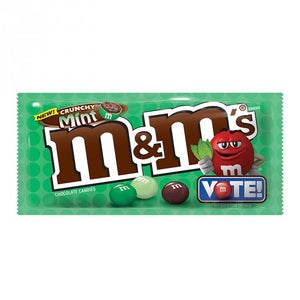M&M's - Crunchy Mint 2.83oz Share Size (Limited Edition) - Old Town Sweet Shop