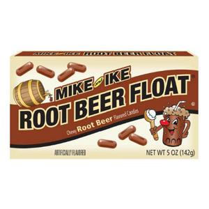 Mike & Ike - Root Beer Float Candy Theatre Box 5oz (141g - Old Town Sweet Shop
