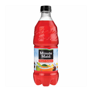 Minute Maid Fruit Punch - 20oz (591ml) - Old Town Sweet Shop