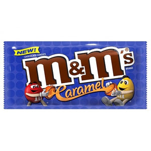 M&M's Caramel 1.41oz - Old Town Sweet Shop
