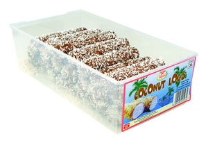 Coconut Logs x 5 Logs - Old Town Sweet Shop