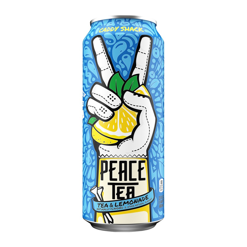 Peace Tea Caddy Shack Tea + Lemonade (695ml) - Old Town Sweet Shop