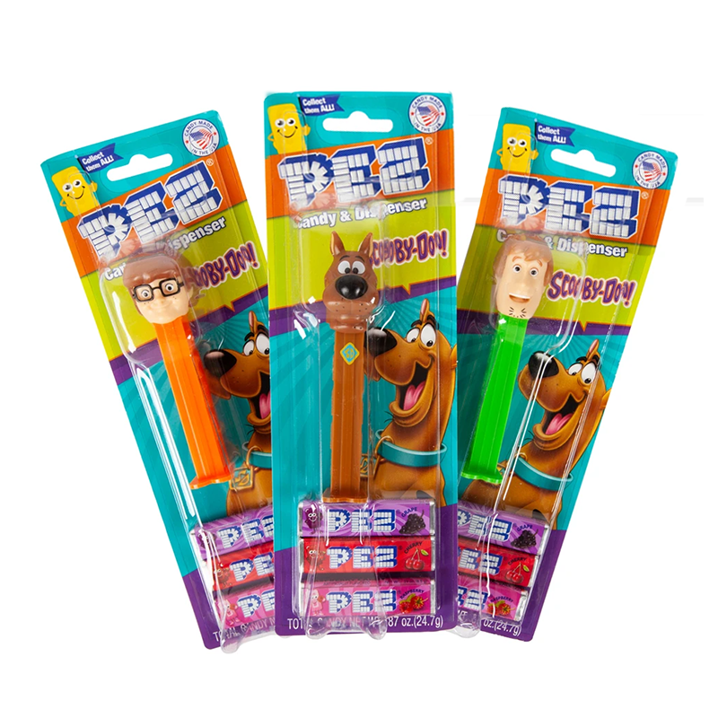 PEZ Scooby Doo - Old Town Sweet Shop