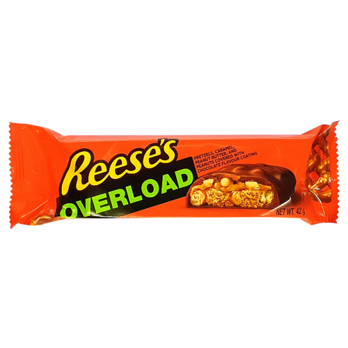 Reese's Overload - 42g - Old Town Sweet Shop