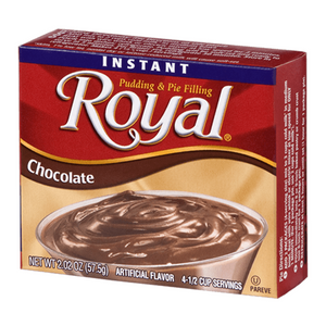 Royal Pudding Chocolate 2.02oz - Old Town Sweet Shop